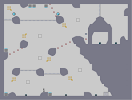 Thumbnail of the map 'Christmas House on a Hill'