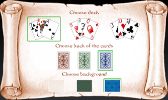 Screenshot of Solitaire Collection Premium