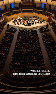 Winspear Centre - screenshot