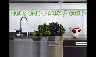 Screenshot of Kitchen Design