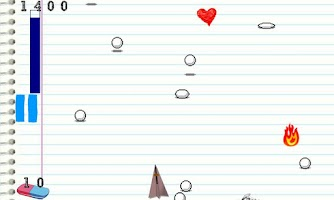 Screenshot of Paper Adventures: Plane (Free)