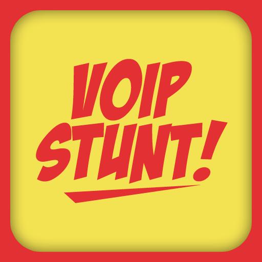 VoipStunt - cheap voip LOGO-APP點子