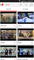 Screenshot of Tube Videos