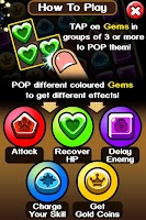Screenshot of Puzzlepop: Play Pokemon Puzzle