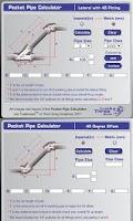 Screenshot of Socket Pipe Calculator