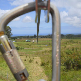 Ziplining in Paradise by Kristin Fitzsimmons - Sports & Fitness Other Sports