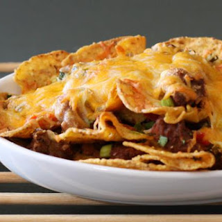 Ground Beef Nachos Without Beans Recipes