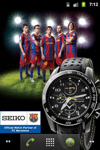Team SEIKO FC Barcelona