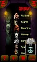 Screenshot of Halloween Ringtones Horror