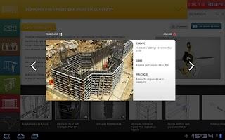 Screenshot of Catálogo SH
