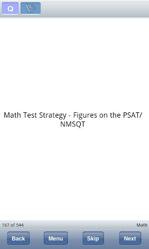 PSAT Ace from TestSoup