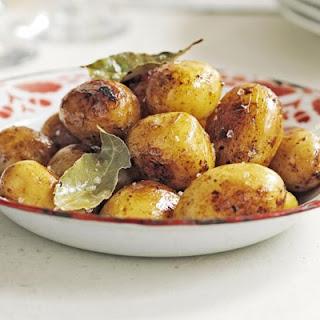 Baby White Potatoes Recipes