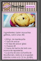 Screenshot of Repostería creativa