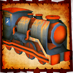 Trains of the wild west APK Image