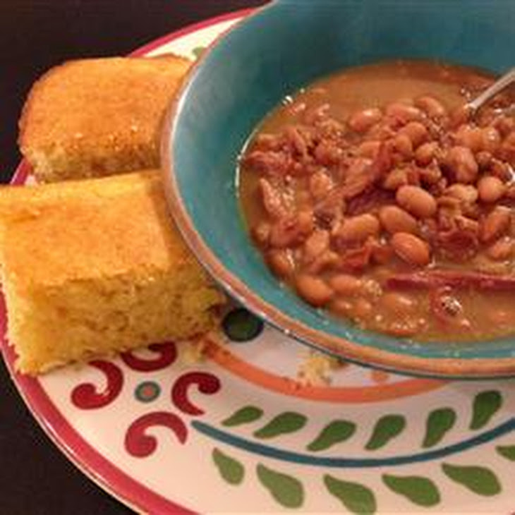 Southern Ham and Brown Beans Recipe | Yummly