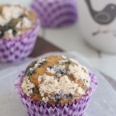 Bouchon Bakery Blueberry Muffins