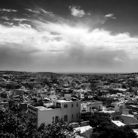 Malta by Lino Chetcuti - Landscapes Cloud Formations