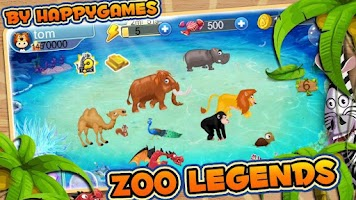 Screenshot of Zoo Legends