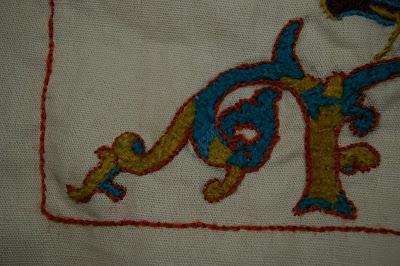Besace d'après tapisserie de Bayeux SG1L9306