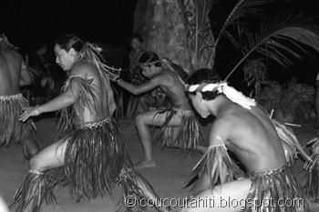 Te Mau Toa (les guerriers)