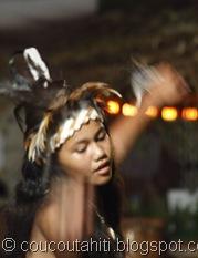 Haka Manu (Danse de l'oiseau)
