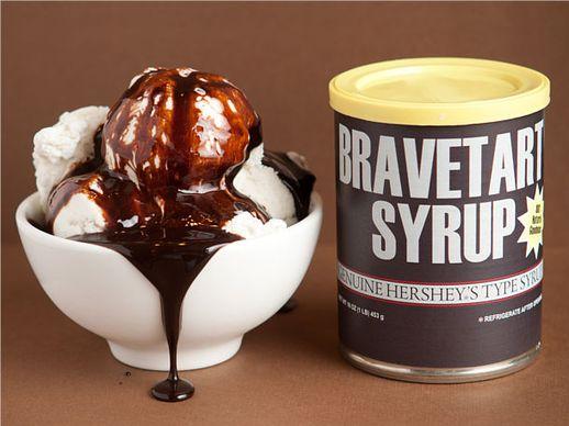 Homemade 'Hershey's Syrup'