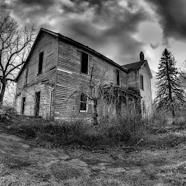 by Nathan Pentecost - Buildings & Architecture Decaying & Abandoned