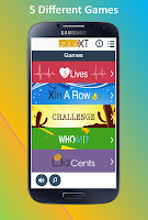 Screenshot of QuizXT- Cash Prize Trivia