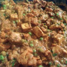 Cauliflower and Tofu Masala