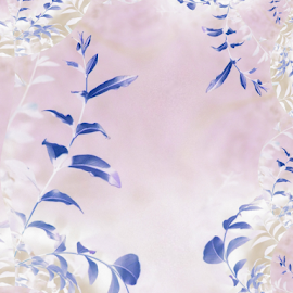 Background Web Page 3 by Tina Dare - Digital Art Abstract ( abstract, inverted art, patterns, nature, designs, background, inverted, leaves, blues, shapes )