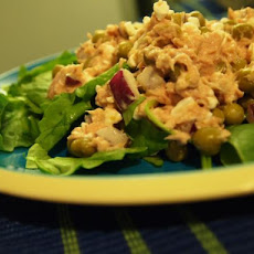 Super Healthy Tuna Salad