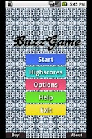 Screenshot of BuzzGame Free