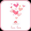 App lovelove go sms theme APK for Windows Phone