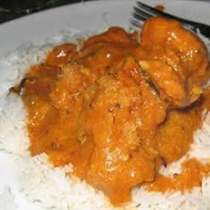 Rob's Chicken Balti