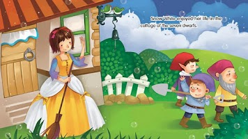 Screenshot of Snow White