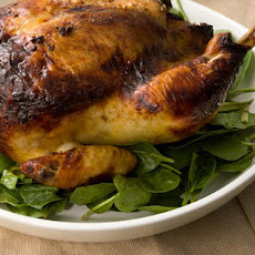 Five-Spice Roasted Chicken Recipe