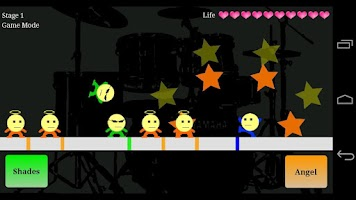 Screenshot of Drum de Voltage
