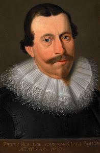 RIJKS: copy after anoniem: painting 1627