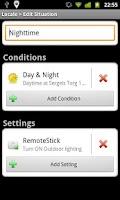 Screenshot of Day & Night Locale plug-in