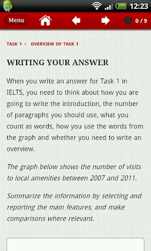 【免費教育App】IELTS Skills - Writing-APP點子
