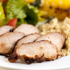 Soy Lime Pork Tenderloin
