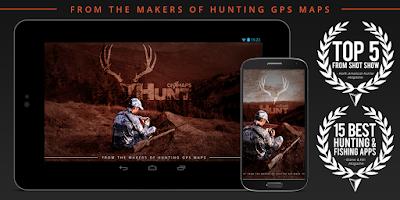 Screenshot of HUNT App: Hunting GPS Maps