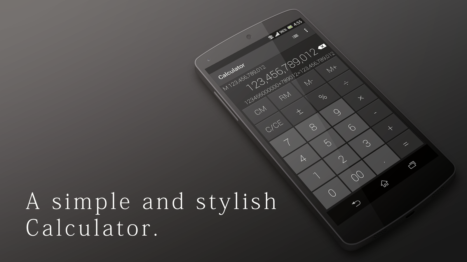 Calculator - Simple & Stylish Screenshot 8