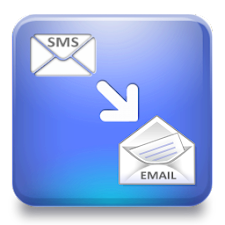 SMS to MAIL