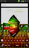 Screenshot of Cool Keyboard for Android Free