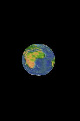 OpenGL ES Sphere3
