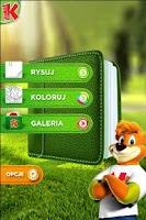 Screenshot of Rysuj z Kubusiem