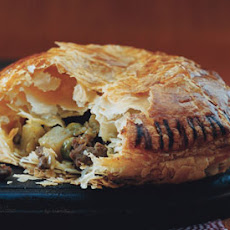 Beef and Curry Pie