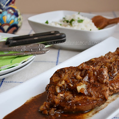 Balsamic Pork Loin