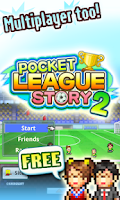 Screenshot of Pocket League Story 2